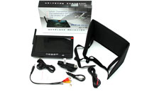SkyZone 7inch Wireless FPV Integrated Monitor 5.8GHz (нажмите для увеличения)