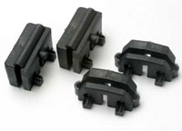 Steering Servo Mounts Revo 2pcs