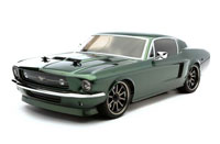 Ford Mustang 1967 V100-S DX2E 2.4GHz RTR