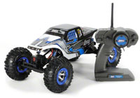 Losi Night Crawler 4WD Black 2.4GHz RTR
