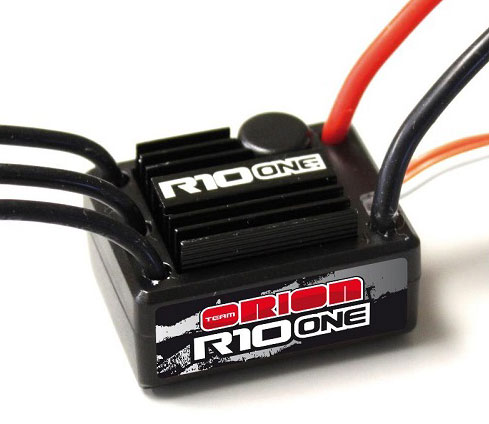 Регулятор скорости Team Orion Vortex R10 One WP Sensorless Brushless ESC 45A 2S Deans Plug (ORI65122) (нажмите для увеличения)