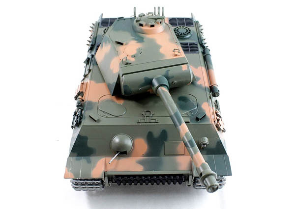 Радиоуправляемый танк HengLong German Panther Airsoft RC Battle Tank 1:16 PRO with Smoke RTR (3819-1PRO) (нажмите для увеличения)
