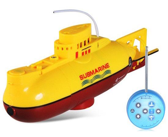 модели подводных лодок на радиоуправлении купить
