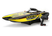 Rockstar 48-inch Catamaran Gas Powered 2.4GHz RTR