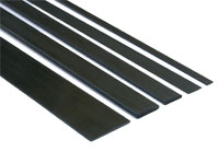 Carbon Profile 1x3x1000mm 1pcs