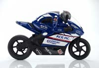 SB5 Brushless Motorcycle 1/5 Blue 2.4GHz RTR