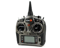 Spektrum DX9 9-Channel Full Range DSMX Transmitter Only 2.4GHz