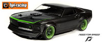 Ford Mustang 1969 Vaughn Gittin Jr Sprint 2 Waterproof 2.4GHz RTR-X