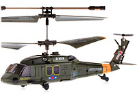 Syma S102G Black Hawk UH-60 Micro Helicopter with Gyro (нажмите для увеличения)