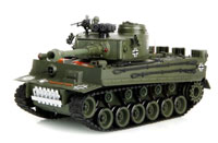 HouseHold German Tiger Green 1:20 Airsoft Tank 27MHz (нажмите для увеличения)