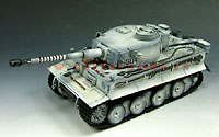 Tiger I Early Production Tank No.181 Sd.Kfz S04 Michael Wittmann 1:56 (нажмите для увеличения)
