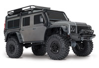 Land Rover Defender TRX-4 4WD Crawler Grey 2.4GHz RTR
