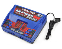 Traxxas EZ-Peak Dual 8A Charger with Auto Battery iD 100W