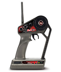 Traxxas TQ Transmitter 2.4GHz 2-channel TX Only