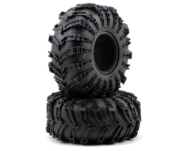 Резина HPI Rock Grabber Tire S Compuond 140x59mm 2.2in 2pcs (HPI-4896) (нажмите для увеличения)