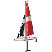 VolantexRC Racent Compass RG65 Yacht 650mm 2.4GHz RTR (нажмите для увеличения)