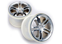 Wheels SS Split Spoke 3.8 Satin Revo/Maxx 2pcs