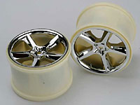 Wheels Gemini 3.8 Chrome Revo/Maxx 2pcs