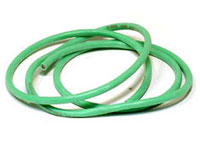 Провод Super Silicone Wire 12T Fluo Green 3.3 12AWG 1M (GSC-W12FG)