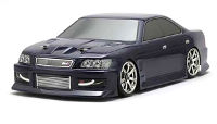 Nissan Laurel C35 Clear Body with Light Decal