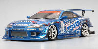 Nissan S15 Silvia Team Toyo With GP Sport Clear Body Set